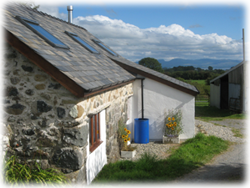 Gwyndy eco cottage